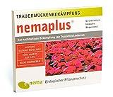 nemaplus SF Nematoden zur Bekämpfung von Trauermücken - 3 Mio. für 6m² Blumenerde oder 30 Pflanzen