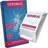 Gerobug Profi-Schabenfalle 12 Stück inkl. Bonus E-Book