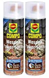 COMPO Wespen Power-Spray 1L Vorteilspackung (2x500ml)