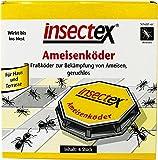 4x Ameisenköder-Dosen, zur zuverlässigen Ameisenbekämpfung