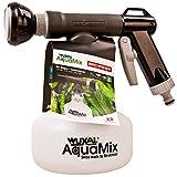 Wuxal 160109401 Aqua Mix, Der Dünger- / Wassermischer, 1,25 Liter 0,2%, 0,5 %, 1,0 %, 2,0 %