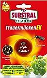 Substral 66730 Celaflor TrauermückenEX - Gegen Larven der Trauermücke und andere Schädlinge und Schadinsekten, 4 x 7,5 ml, Grün