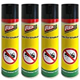 4er Set Ameisenspray 400ml Insektenspray Schaben Ameisen Spray Insektenstopp Insektenschutz Ungeziefer Abwehr Insektenbekämpfung
