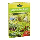 Dehner Schneckenkorn, 2 x 250 g (500 g), für ca. 600 qm