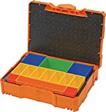 BTI Box mit Boxen Orange Kleinteilebox