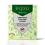 Legona Lebensmittel-Mottenfalle 6 Stück - Wirksames Mittel zur Bekämpfung von Motten in der Küche und Lagerräumen