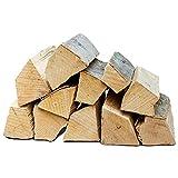 Brennholz Kaminholz Holz Auswahl 5-500 kg Für Ofen und Kamin Kaminofen Feuerschale Grill Buche Feuerholz Buchenholz Holzscheite 25 cm Kammergetrocknet Flameup, Menge:10 kg