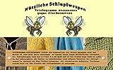Vgo... Schlupfwespen gegen Kleidermotten 4 Kärtchen 4 Lieferungen zur biologischen Schädlingsbekämpfung