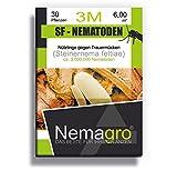 Nemagro® SF Nematoden 3M (3mio 30 Pflanzen oder 6qm) - Ihre Erste Wahl gegen Trauermücken!