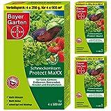 SBM 3 x (4x250g) Protect Garden Schneckenkorn Protect MaXX + Gardopia Zeckenzange mit Lupe