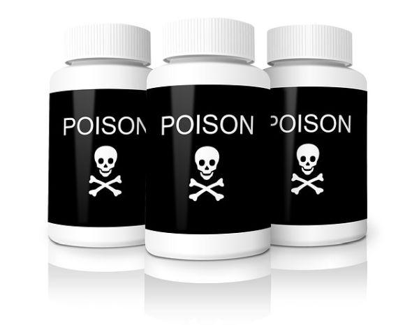 Holzwurm chemisch bekämpfen mit Gift