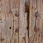 Holzwurmlöcher füllen reparieren restaurieren
